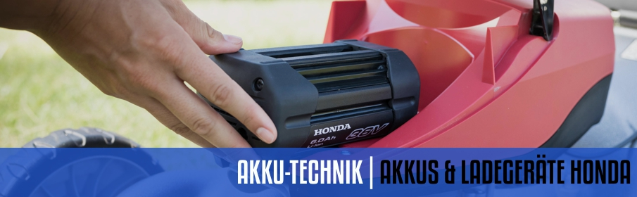 Honda Akku-Ladegeraete